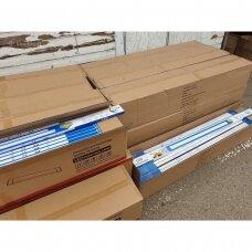120cm led šviestuvų dėžė (30vnt)