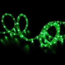 20m Silikoninė šlanga žalia