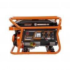 Benzininis generatorius BS -3500A (aliuminės apvijos)