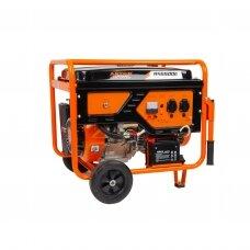 Benzininis generatorius BS-6500TE (trifazis)