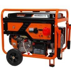 Benzininis generatorius BS-9500TE (trifazis)