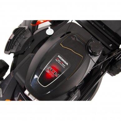 Benzininė vejapjovė ASTOR A53-H su Honda varikliu 3