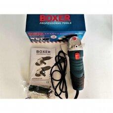 Boxer bx-199 elektrinis kampinis šlifuoklis bulgarke