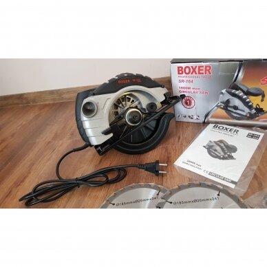Diskinis pjuklas BOXER SR-164 4