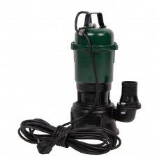Fekalinis ketaus elektrinis vandens siurblys be plūdės SUPTEC (purvinam vandeniui) SP-14