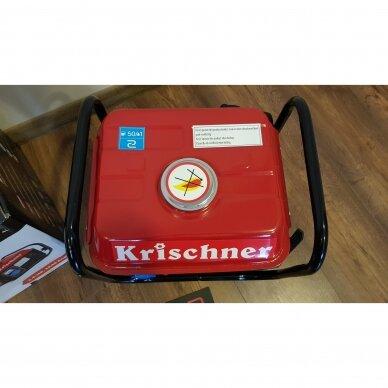 """DVITAKTIS BENDZININIS ELEKTROS GENERATORIAUS """"Krischner"""" KR-4165 3"""
