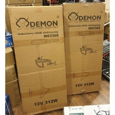 Elektrinis valties variklis Demon 32LBS 5