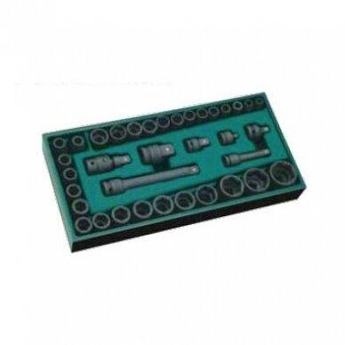 Įrankių spintelė TBR9007X su SATA įrankiais 300vnt. 16