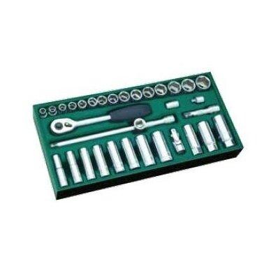 Įrankių spintelė TBR9007X su SATA įrankiais 300vnt. 4