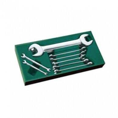 Įrankių spintelė TBR9007X su SATA įrankiais 300vnt. 6