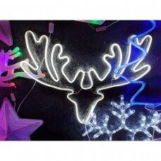 Kalėdinė LED dekoracija Briedis