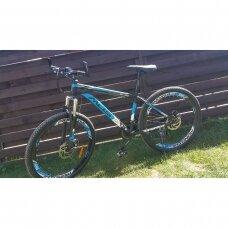 Kalnų dviratis SP 26 Juoda/Melyna