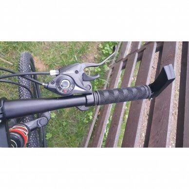 Kalnų dviratis VENOM 26x17  Raudona/Juoda 7