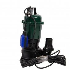 Ketaus elektrinis vandens siurblys be plūdės, nikeliuotas (purvinam vandeniui) SP-26