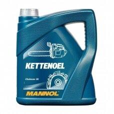 Mannol grandinės tepimo priemonė Kettenoel 4 L