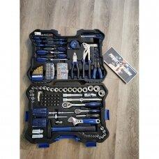 Įrankių rinkinys Nobertool KW-E1209