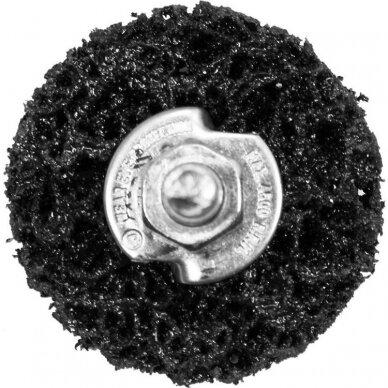 Šepetys abrazyvinis disko tipo 50mm su koteliu 2