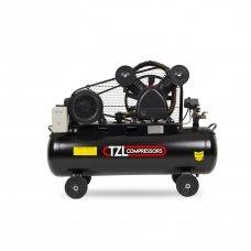 Stūmoklinis/diržinis kompresorius TZL-V650/8