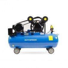 Stūmoklinis/diržinis oro kompresorius AIR JET-V600/8