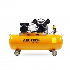 Stūmoklinis/diržinis oro kompresorius AIR TECH-V350/8