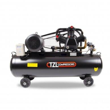 Stūmoklinis/diržinis kompresorius TZL-W1060/12.5