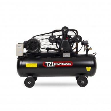 Stūmoklinis/diržinis kompresorius TZL-W550/8