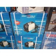Suvirinimo aparatas KraftWorld Professional 300A IGBT-300